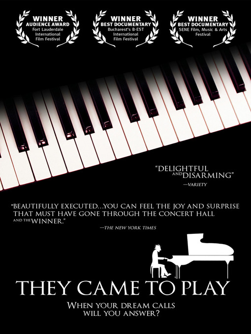 Title details for They Came to Play by Alex Rotaru - Available