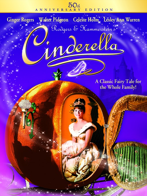 Cover image for Rodgers & Hammerstein's Cinderella