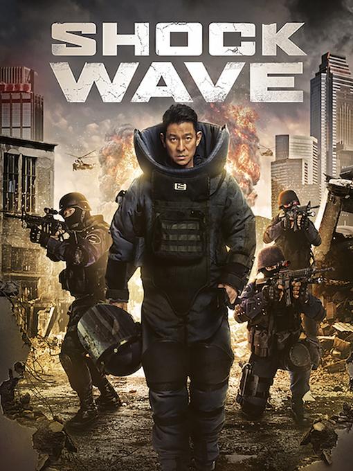 Title details for Shock Wave by Herman Yau - Wait list
