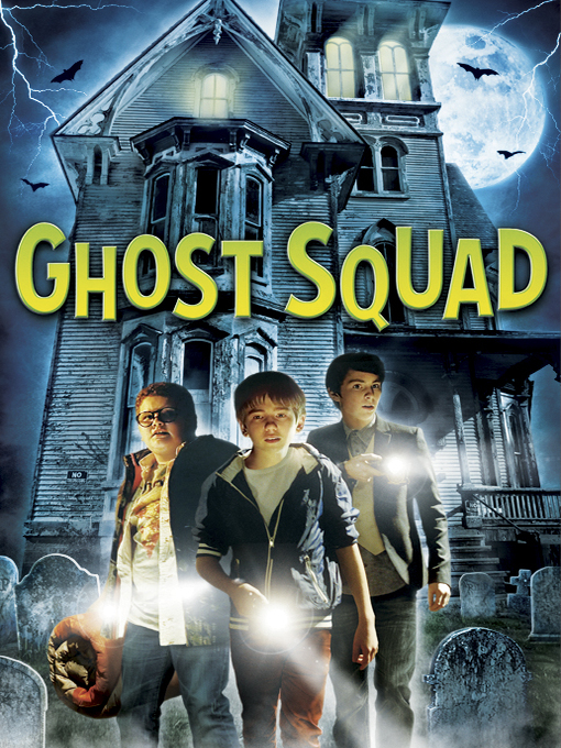 Title details for Ghost Squad by Joel Souza - Available