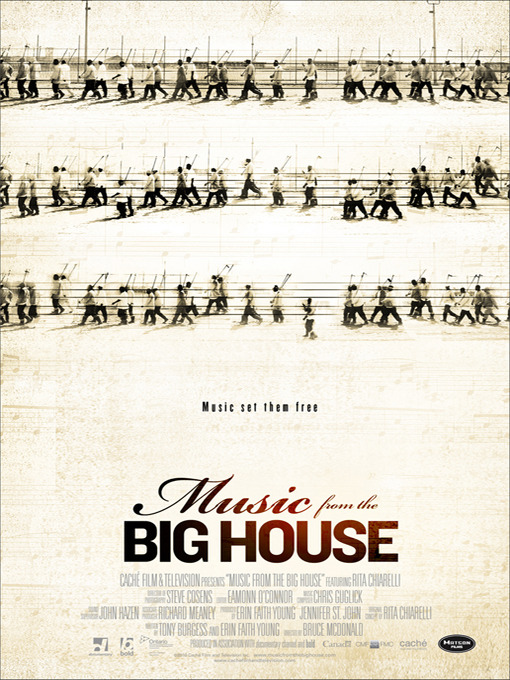 Cover of Music From The Big House
