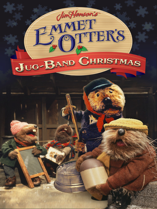 Cover of Emmet Otter's Jug Band Christmas