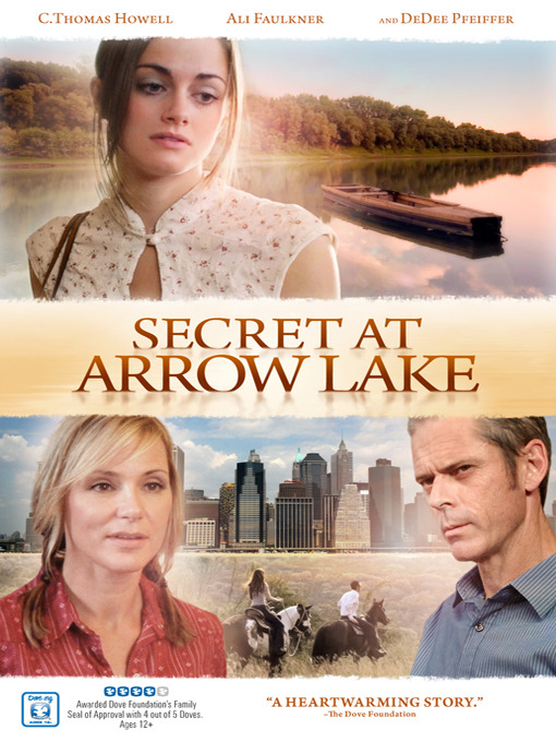 Cover of Secret at Arrow Lake