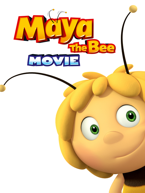 Cover image for Maya the Bee: The Movie