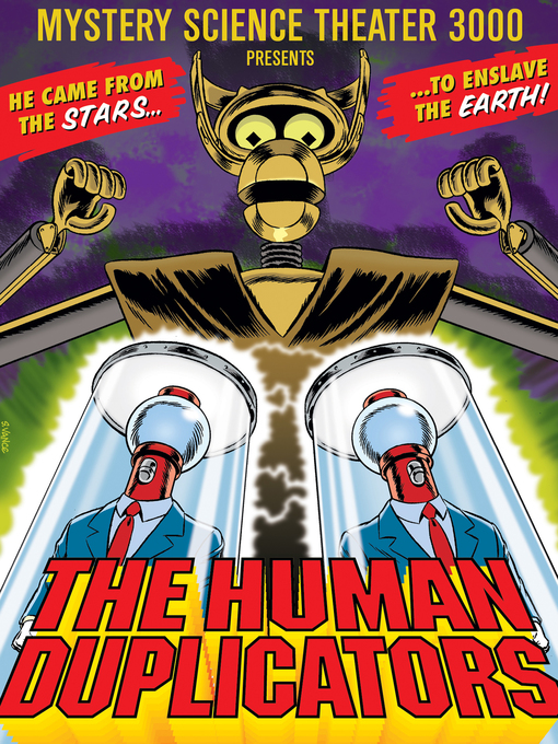 Title details for Mystery Science Theater 3000: The Human Duplicators by Trace Beaulieu - Available