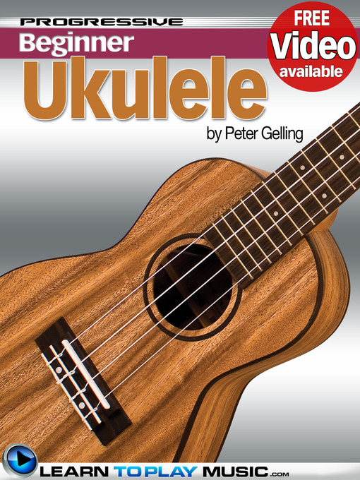 Cover image for Ukulele Lessons for Beginners