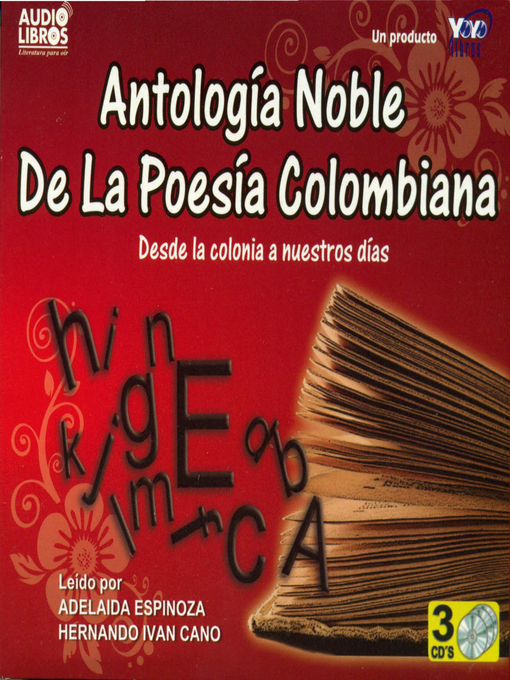 Title details for Antologia Noble de la Poesia Colombiana by Varios - Available