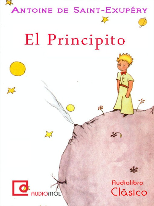 Title details for El principito by Antoine de Saint-Exupéry - Available