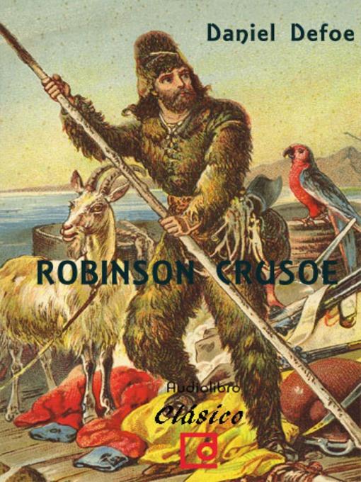 Detalles del título Robinson Crusoe de Daniel Defoe - Disponible