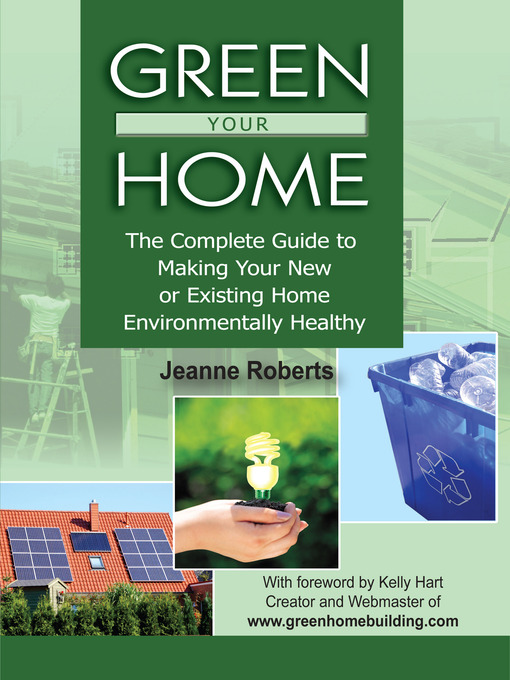 Cover of Green Your Home