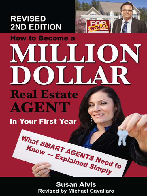 Title details for How to Become a Million Dollar Real Estate Agent in Your First Year by Susan Alvis - Available