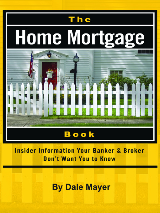 Cover of The Home Mortgage Book