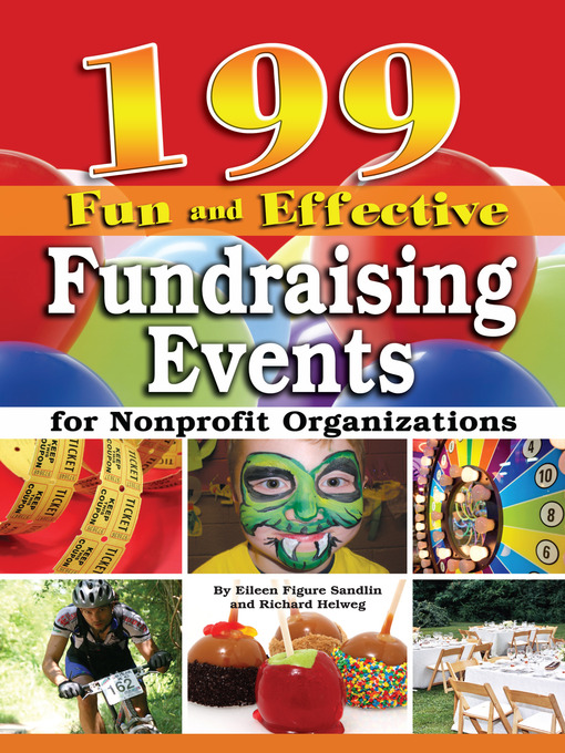 Title details for 199 Fun and Effective Fundraising Events for Nonprofit Organizations by Richard Helweg - Wait list