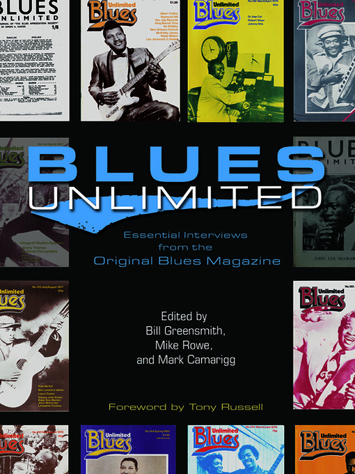 Title details for Blues Unlimited by Bill Greensmith - Available