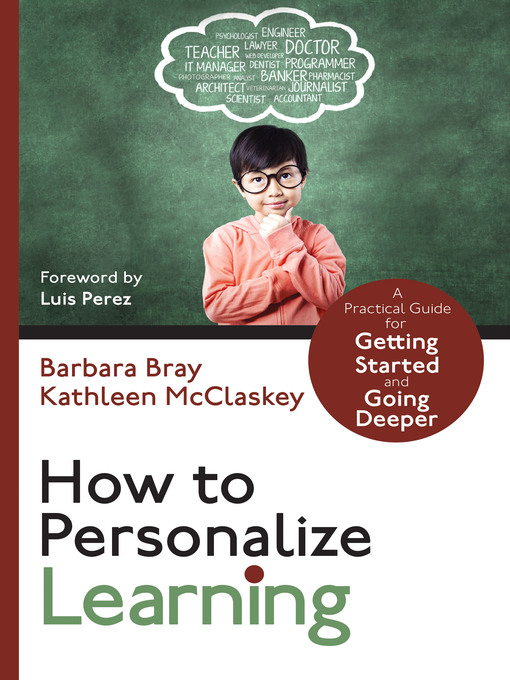 Title details for How to Personalize Learning by Barbara A. (Ann) Bray - Available