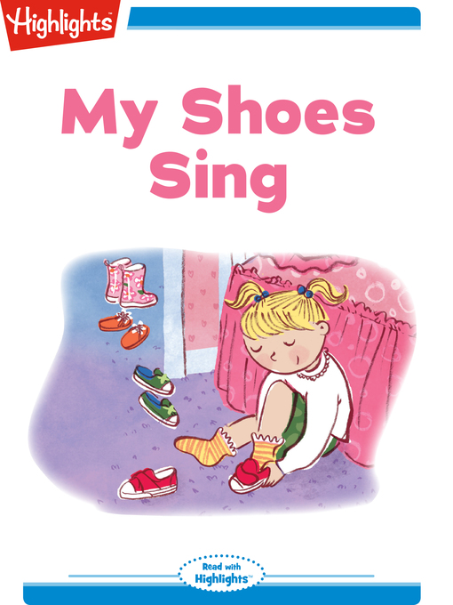 My Shoes Sing A High Five Mini Book