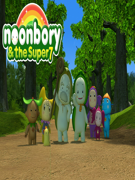 Title details for Noonbory and the Super Seven by Woo Jung - Available