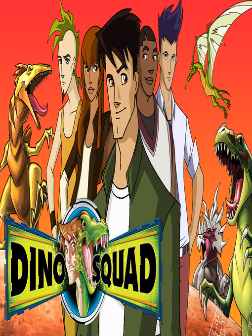 Cover of Dino Squad