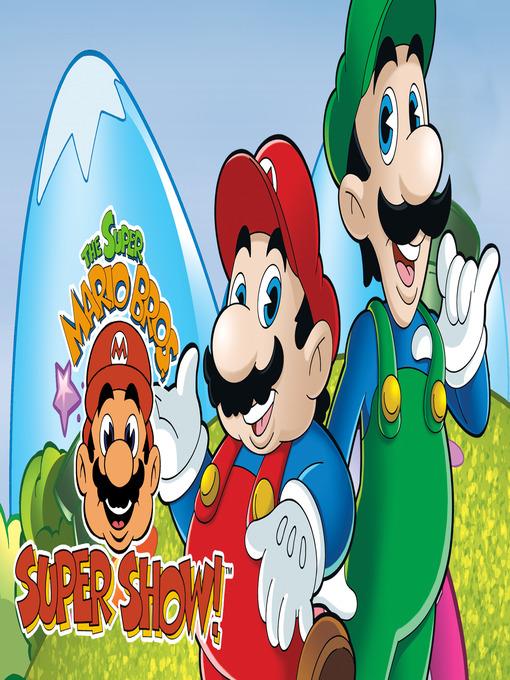 Kids Super Mario Brothers Super Show Greater Phoenix