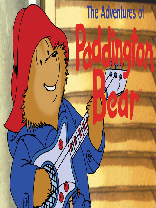 Cover of The Adventures of Paddington Bear