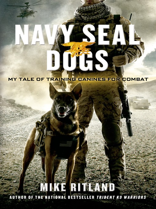 Cover of Navy SEAL Dogs