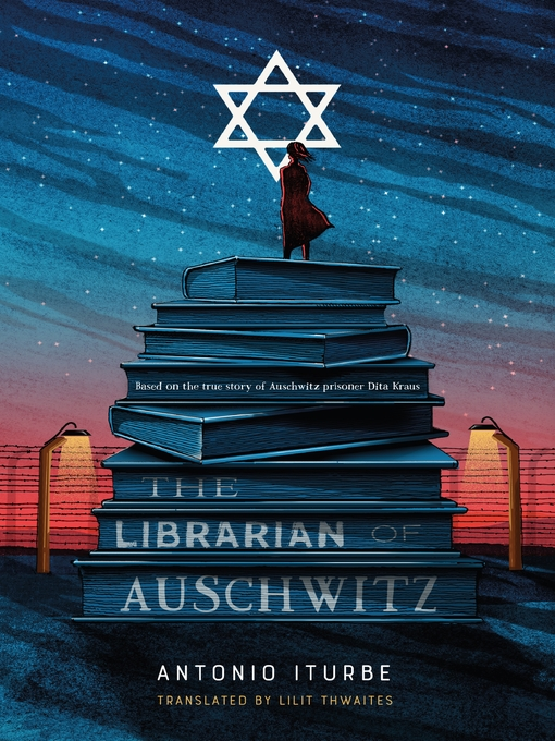 Cover of The Librarian of Auschwitz