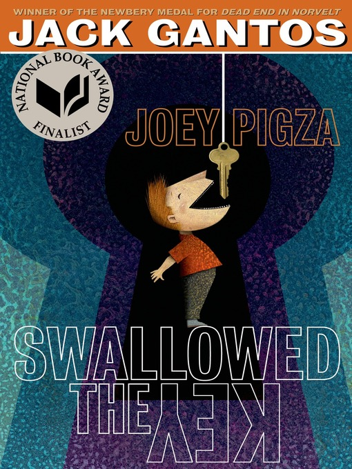 Cover of Joey Pigza Swallowed the Key