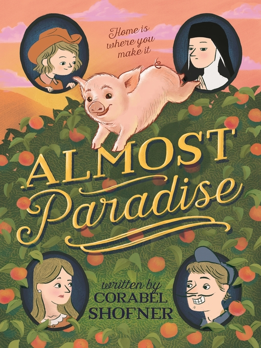 Cover image for book: Almost Paradise