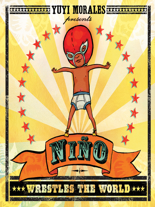 Cover of Niño Wrestles the World