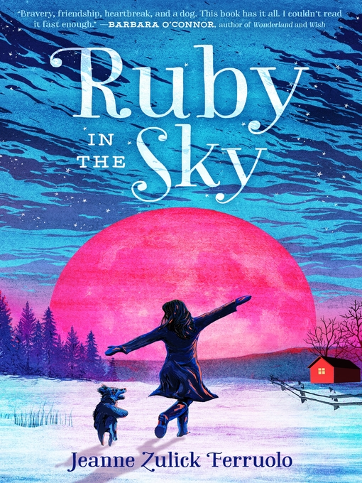 Cover of Ruby in the Sky