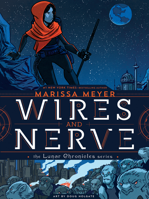 Cover of Wires and Nerve, Volume 1
