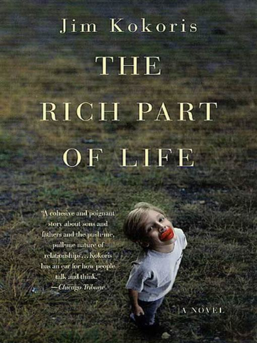 Cover of The Rich Part of Life