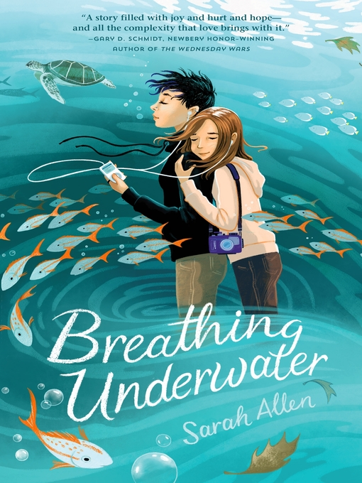 Cover of Breathing Underwater