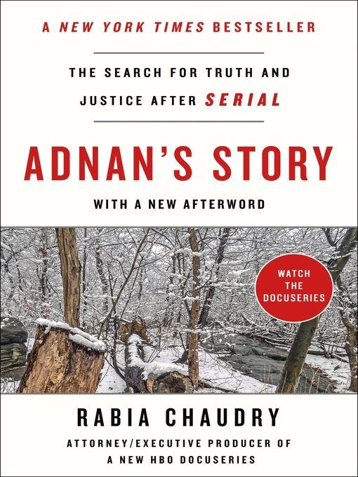 Cover of Adnan's Story