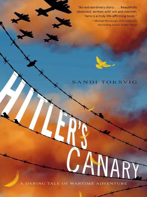 Cover of Hitler's Canary
