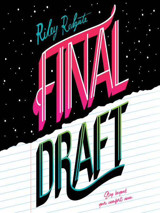Title details for Final Draft by Riley Redgate - Available