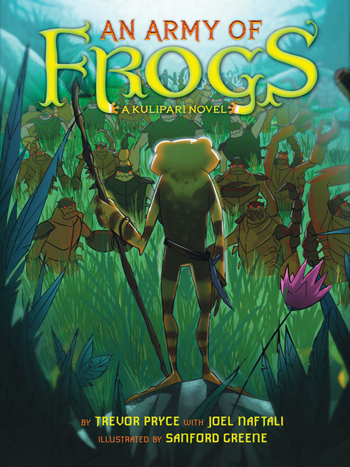Title details for An Army of Frogs by Trevor Pryce - Available