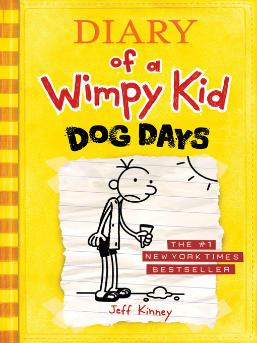 Title details for Dog Days by Jeff Kinney - Available