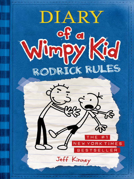 Title details for Rodrick Rules by Jeff Kinney - Wait list