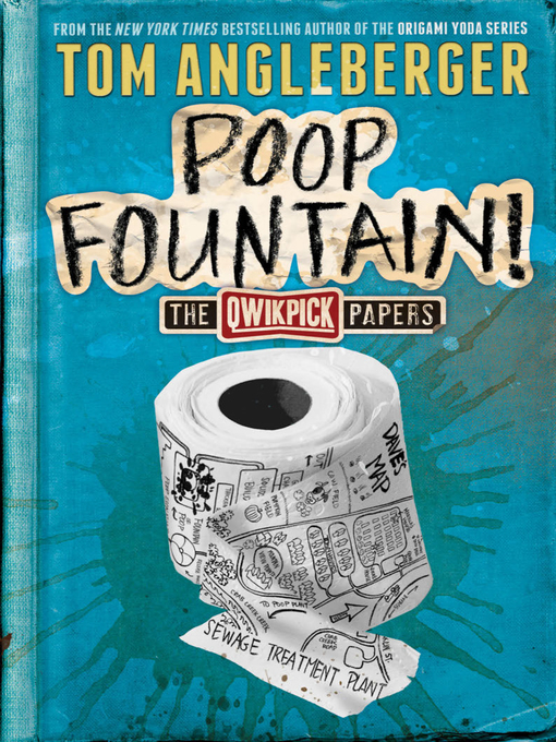 Title details for Poop Fountain! by Tom Angleberger - Available