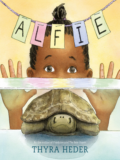 Title details for Alfie by Thyra Heder - Available