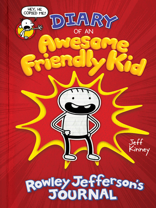 Title details for Diary of an Awesome Friendly Kid by Jeff Kinney - Wait list
