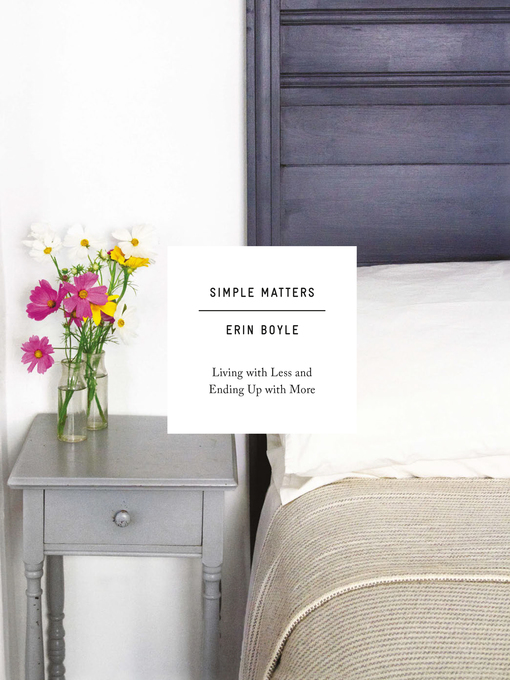 Title details for Simple Matters by Erin Boyle - Available