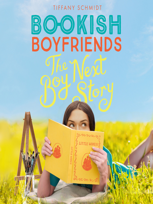 Title details for The Boy Next Story by Tiffany Schmidt - Wait list