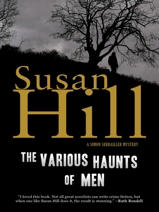 Title details for The Various Haunts of Men by Susan Hill - Wait list