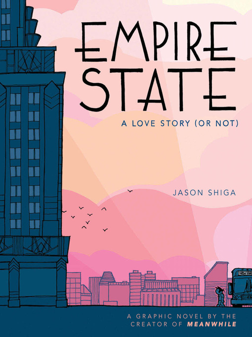 Title details for Empire State by Jason Shiga - Available