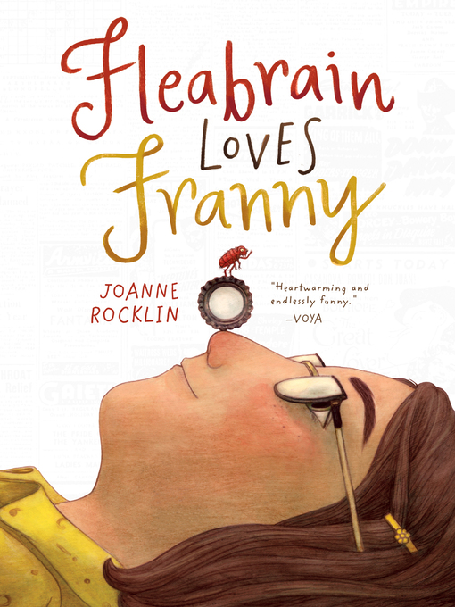 Title details for Fleabrain Loves Franny by Joanne Rocklin - Wait list