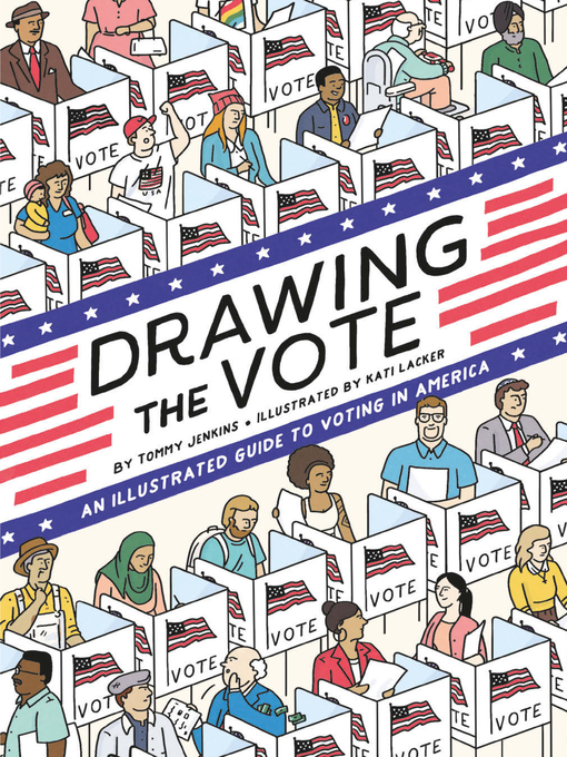 Title details for Drawing the Vote by Tommy Jenkins - Available
