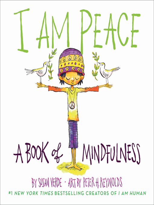 Title details for I Am Peace by Susan Verde - Wait list