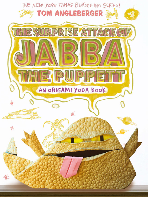 Cover of The Surprise Attack of Jabba the Puppett